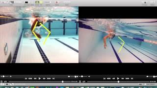 Tanya Brightwell's swim smooth analysis