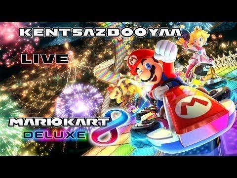 🎮 [Live] Viewer Racing in Mario Kart 8 Deluxe 🕹