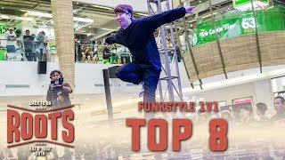 Mr. Split vs Locker Dong | Funkstyle 1v1 Top8 | Eat D Beat 2018 Bandung | RPProds