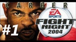 Fight Night 2004 - Part 1 CLASSIC vs TONEY