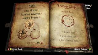 Castlevania Lords Of Shadow 2 PC Cheat Ultimate Weapon EXP