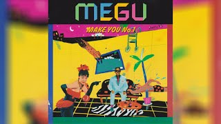 """Second track from MEGU's debut album """"MAKE YOU No.1"""", released on July 1, 1988. MAKE YOU No.1 also served as the b-side to MEGU's first single """"Bye Bye ..."""