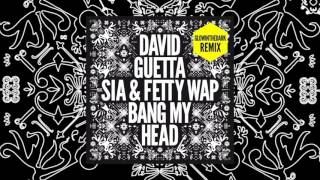 David Guetta - Bang My Head (GLOWINTHEDARK remix) feat Sia