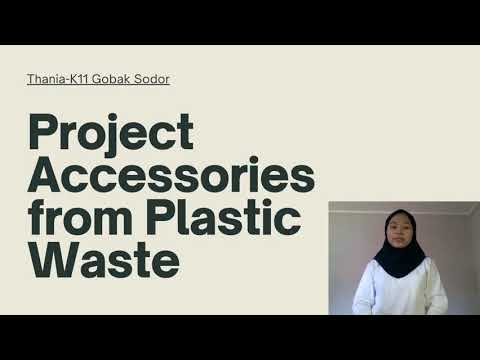 Presentasi Proyek Mandiri  Thania - K11 Gobak Sodor