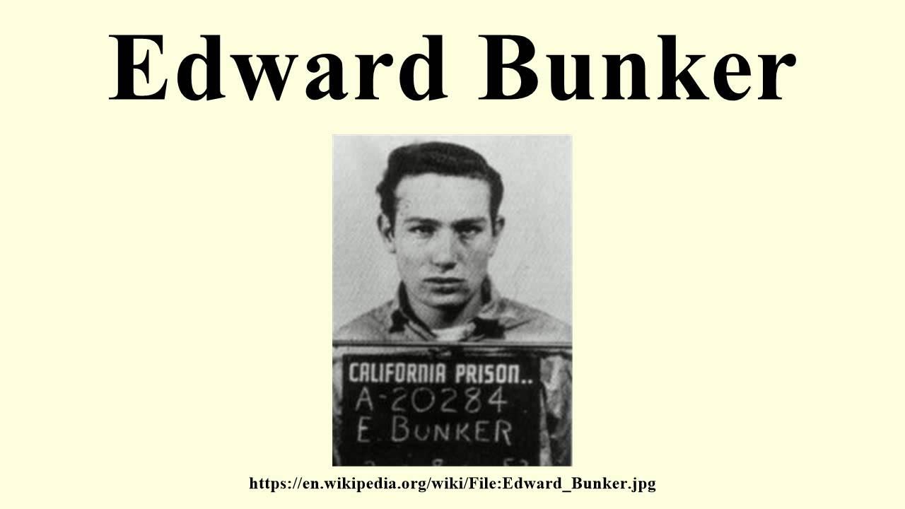edward bunker cane mangia cane