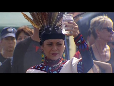 Activists, 200+ tribes unite to fight Dakota Access Pipeline