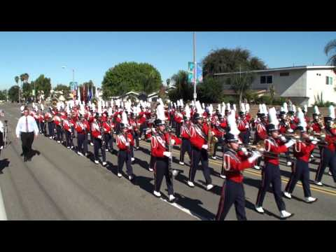 Riverside King HS - The Stars and Stripes Forever - 2010 La Palma Band Review