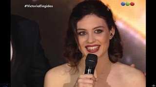 "Big Band: Victoria Bernardi canta ""Under My Skin"" - Elegidos"