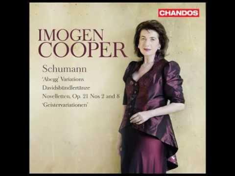 Meet the artist: Imogen Cooper plays Schumann 1/3
