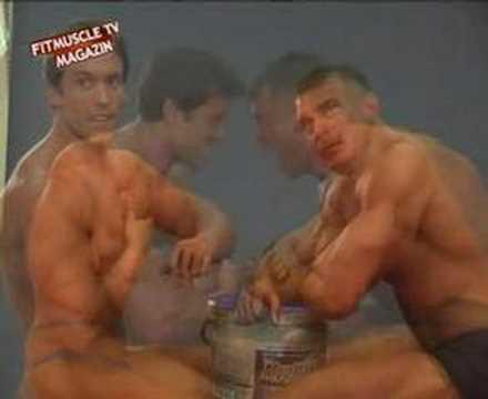 Bodybuilders Boznyak-Toth