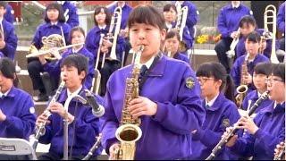 天理高校  「宝島」第28回全日本高等学校選抜吹奏楽大会