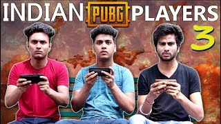 TYPES OF INDIAN PUBG  PLAYERS - Part 3  | Pubg in India | Shetty Brothers