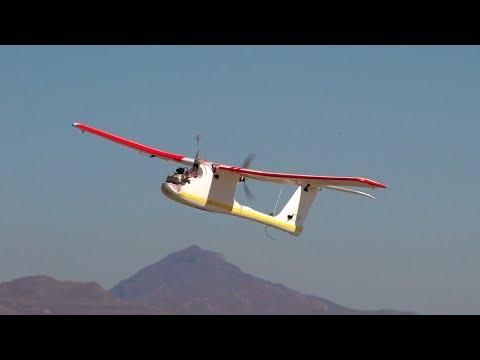 Solar Plane FPV Combat - RCTESTFLIGHT