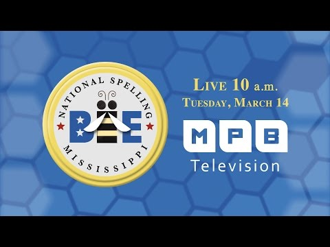 2017 | MIssissippi Spelling Bee | MPB