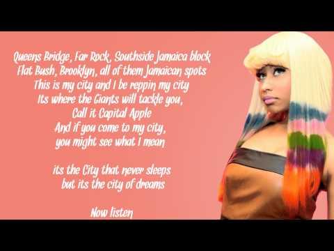 Lyrics Always Love You Gudda Gudda ft Nicki Minaj & Short Dawg (Nicki verse only)