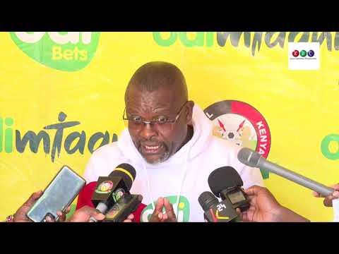 Tukishinda Misri tunarudi Kwa hesabu - Jacob Mulee, Harambee Stras Coach