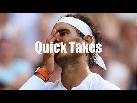 Analysis: Gilles Muller Stuns Rafa Nadal at Wimbledon 2017