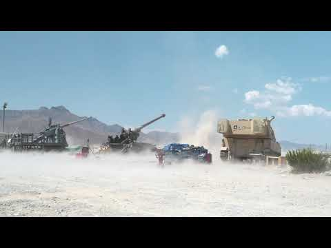 Dept. Of Defense:Test Hypervelocity Weapons Systems Supporting The Advanced Battle Management System