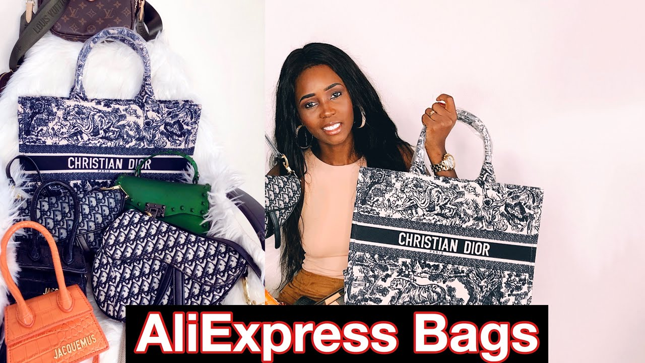 Aliexpress Bags Boujee On A Budget Haul*Designer Dupes