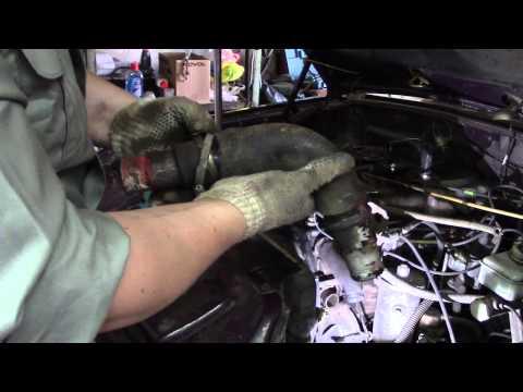 Замена радиатора на ГАЗ 3110 своими силами