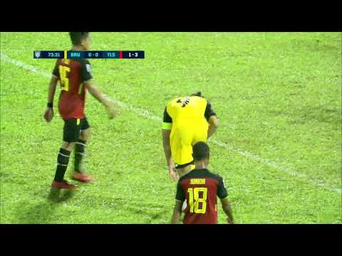 Brunei 1-0 Timor Leste (AFF Suzuki Cup 2018 : Qualifying Rounds – 2nd Leg)
