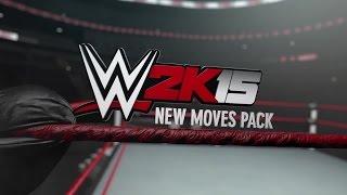 WWE 2K15 Moves Pack DLC - Official Trailer (2015) [EN] HD