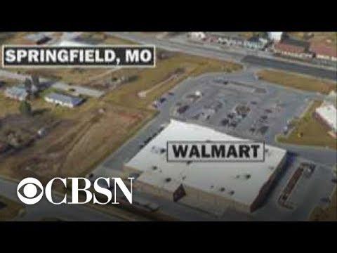 Armed man in body armor arrested at Missouri Walmart