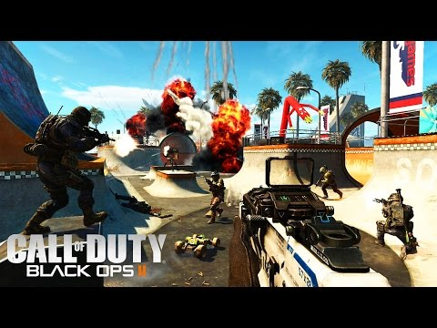 Call Of Duty Black Ops 2 Goofing Around With Friend | Call Of Duty BO2 Multiplayer