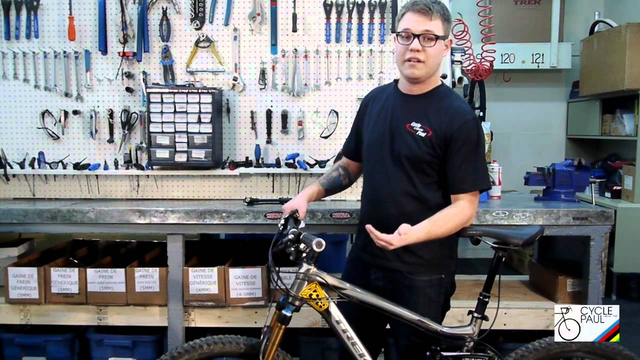 Mountain Bike Suspension Adjustment Youtube
