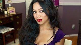Easy Rebel Makeup & Hair Tutorial - itsjudytime