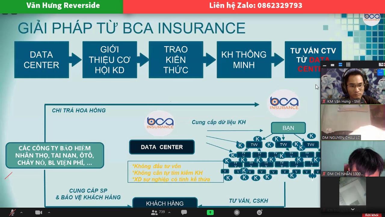 TỌA ĐÀM BCA | VĂN HƯNG REVERSIDE