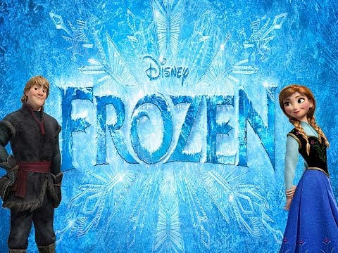 DISNEY FROZEN : Kristoff And Princess Anna Giveaway