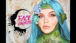 NYX Face Awards 2019 Romania | Gardenia | Cosmina Mihut