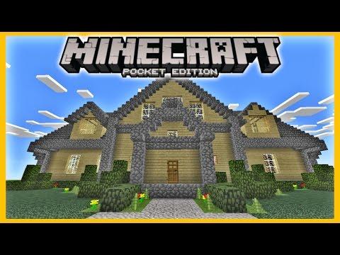 [0.14.0] บ้านกึ่งสำเร็จรูป มาม่า ไวไว - Insta House Mod | Minecraft PE 0.14.0 Mod