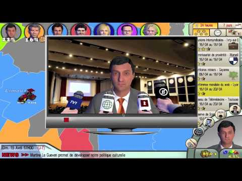 Elections 2012:En route pour l'Elysée !