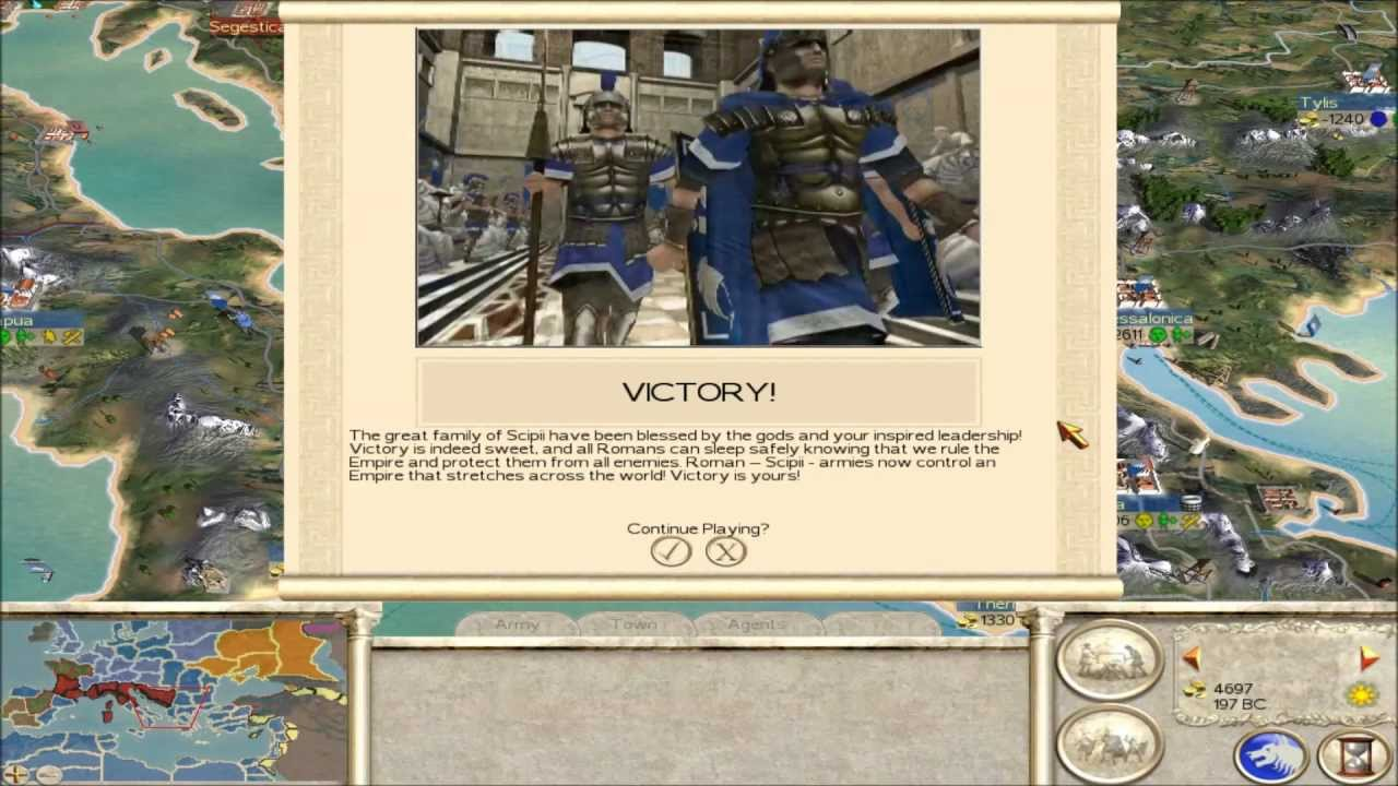 rome total war campaign scipii - photo#44