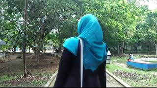 ANJI - Menunggu Kamu Lagu Cover By Chintya Gabriela , Model Wanita  'Bidadari' Aceh