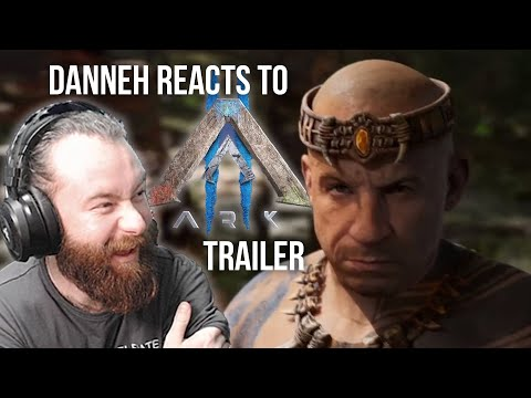 Danneh Reacts to the new Arc II Cinematic Trailer