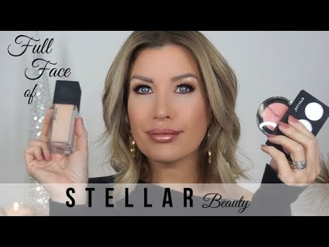 FULL FACE of STELLAR Beauty | First Impressions and Makeup Tutorial