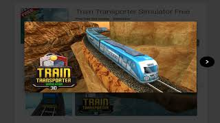 [SIMULATION] Train Transporter Simulator Free - Newest Android Game Latest APK
