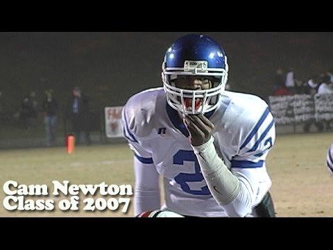 Cam Newton - Junior Year at Westlake High School in Atlanta