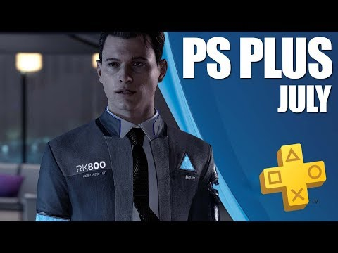 PlayStation Plus Monthly Games - July 2019 - UPDATED