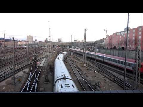 Estacion  Central de Munich