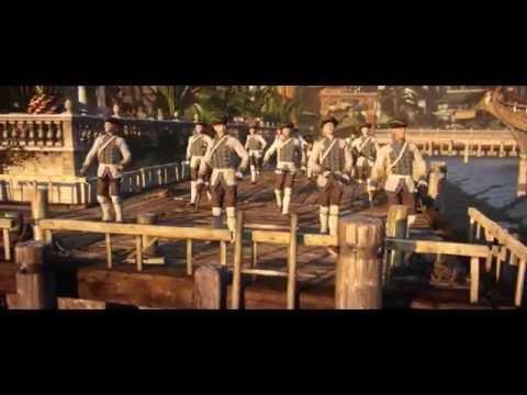 Assassin's Creed IV Black Flag - E3 2013 Trailer CGI - FR - HD