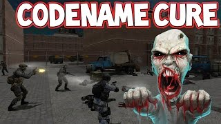 ZOMBIES EVERYWHERE! - Codename CURE