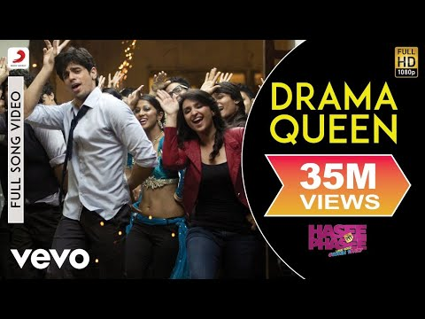 Drama Queen Video - Parineeti, Sidharth | Hasee Toh Phasee