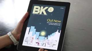 BK Magazine IPad App For Advertisers