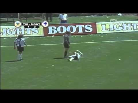 Tigres vs Monterrey J32 95-96 24mar1996 Descenso de Tigres
