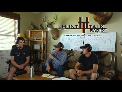 Randy Newberg's Hunt Talk Radio: Elk Talk Live Videos - More