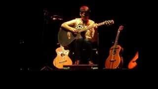 """Kaki King -  """"Holding The Severed Self"""" - Sesc São José dos Campos, Sp - Brasil."""